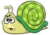 cartoon snail 02