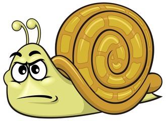 cartoon snail 01