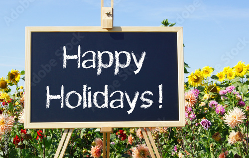 Happy Holidays !