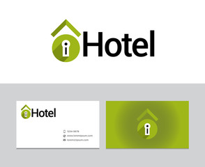Hotel logotype