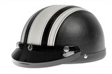 Braincap motorcycle helmet