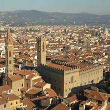 Une vue imprenable sur Florence Badia Fiorentina et Bargello