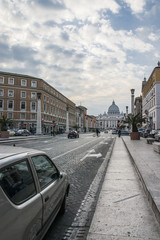 PIAZZA SAN PIETRO - ROME