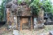 Ancient Ruins In The Jungle, Angkor Wat Cambodia