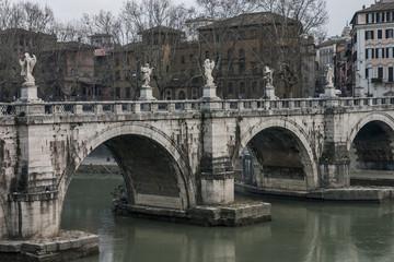 ponti e lucchetti di Roma