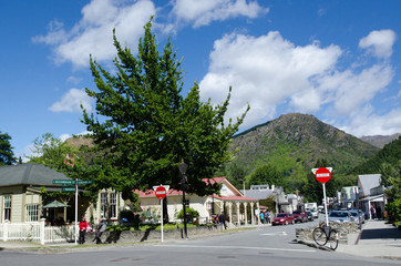 Arrowtown - New Zealand