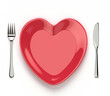 Heart shaped dish - 60727971