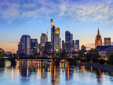 Frankfurt Skyline, Germany