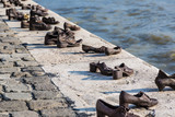 Shoes on the Danube, a monument to Hungarian Jews shot in the se