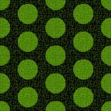 Seamless dark grungy pattern