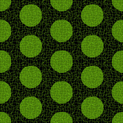Seamless dark grungy pattern