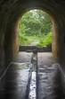Leinwanddruck Bild - Cannon Fort at Cat Ba island