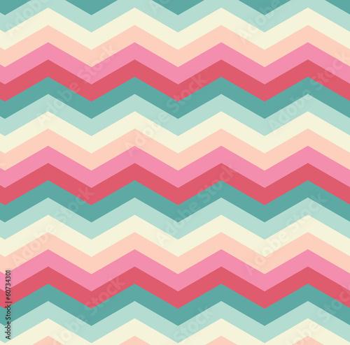 Seamless zigzag pattern - 60734301