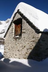 Baita Alpe Devero