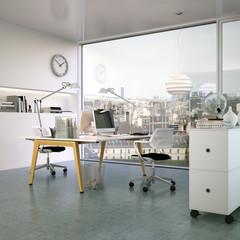 Modern Workplace -  moderner Arbeitsplatz