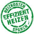 Effizient heizen - Heizkosten sparen