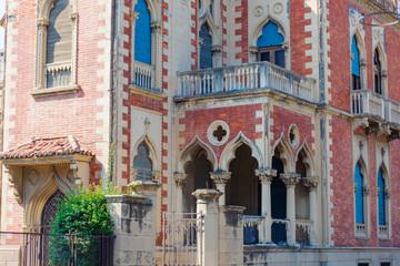 Villa Zerbi in Reggio Calabria
