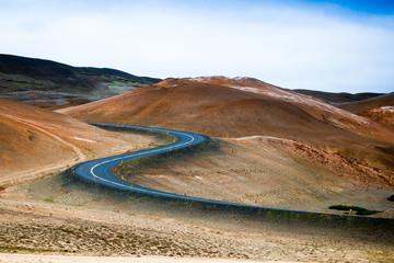Hverarönd road