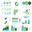 Web infographic elements vector