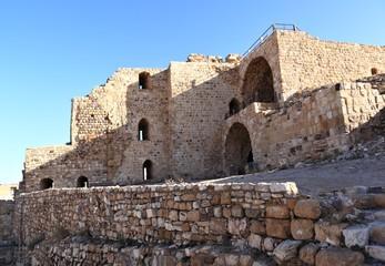 Inside Kerak Fortress, Jordan