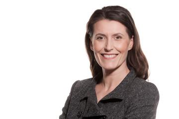 Portrait of mature businesswoman