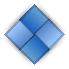 Blue Template