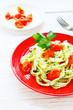 appetizing pasta
