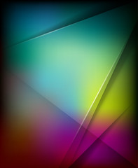 Colorful Abstract business background design