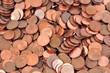 Des centimes d'euro