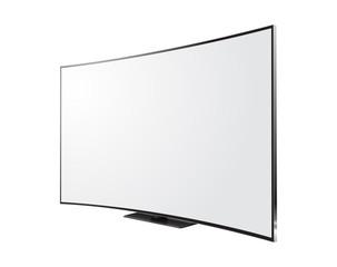 Télévision incurvée