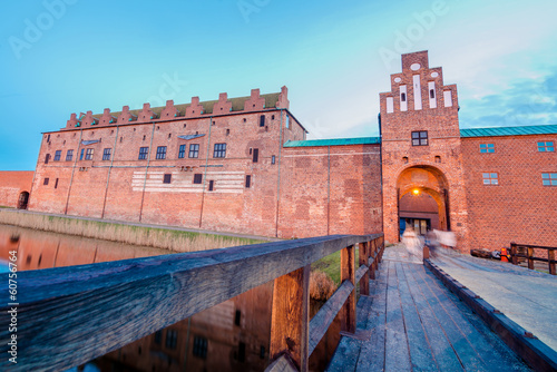 Fort in Malmo, Sweden