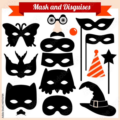 Mask and disguises