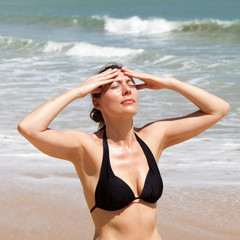 Kopfschmerzen im Urlaub