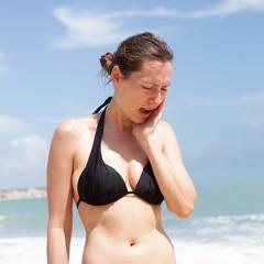 Zahnschmerzen im Urlaub