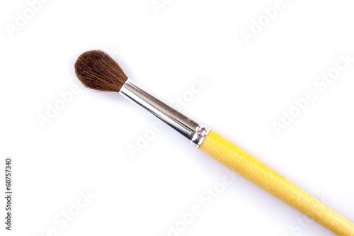 Painbrush isolated on white background