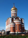 Temple of Dmitry Donskoy, Nizhny Tagil, Russia