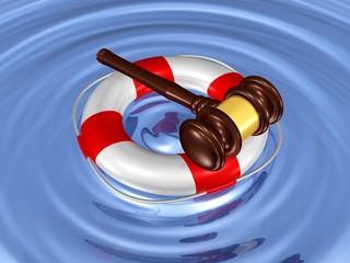 rechtliche Unterstützung