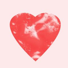 Símbolo en forma de corazón