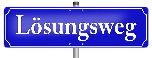 Lösungsweg Schild  #140127-svg02