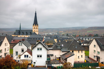 Village Ahrweiler, Germany