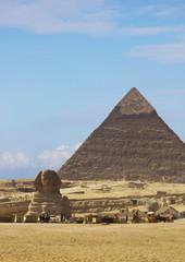 Sphinx. Egypt.
