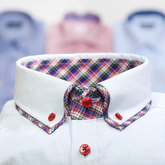 fashion man business shirt