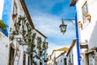 Obidos landmark, old medieval city