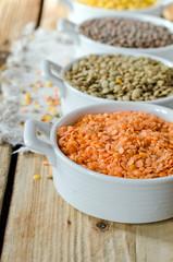 lentil mix