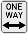 one way Einbahnstrasse #140127-svg11