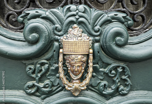 Elvas Door Knocker