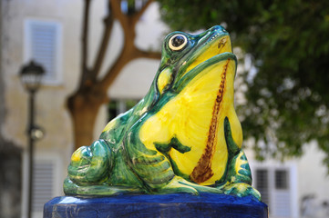 Fountain Frog