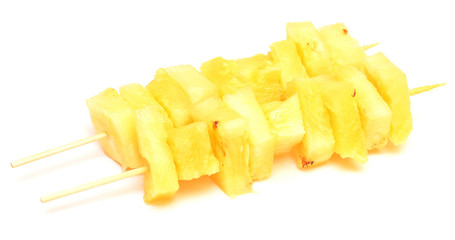 pineapple kebab