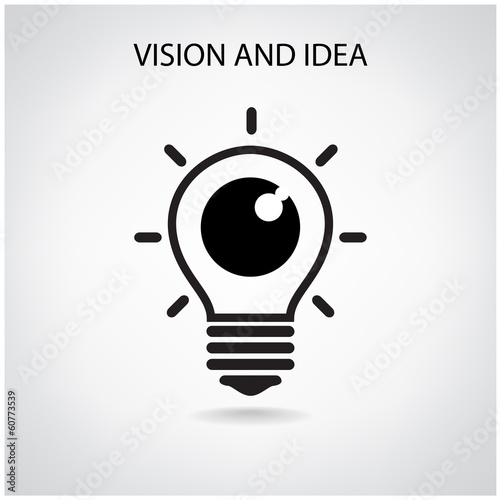 vision and ideas concept