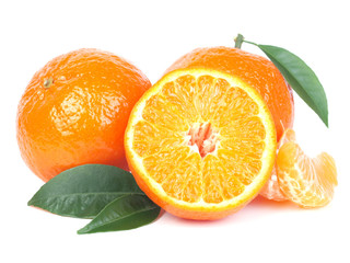 Fruit mandarin
